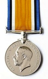 image of British War Medal