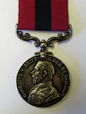 image of the Distinguished Conduct Medal