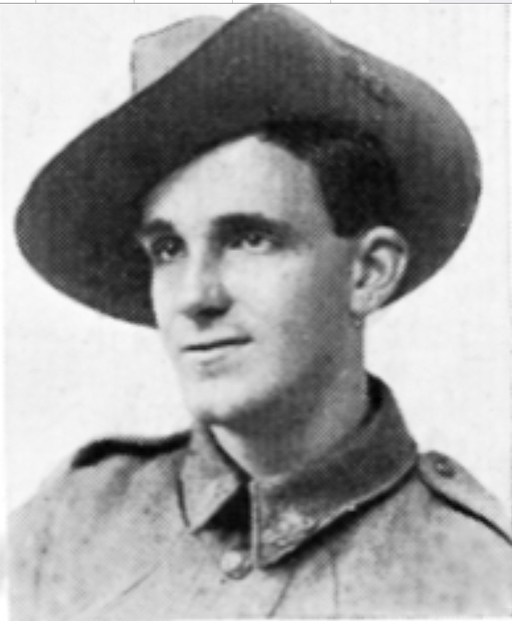Image of Percy Moffat