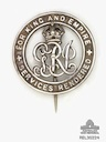 image of the Silver War Badge